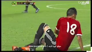 اون لاين مشاهدة يوتيوب مباراة ليبيا والسيشل بث مباشر اليوم 17-11-2018 تصفيات كأس أمم أفريقيا 2019 اليوم بدون تقطيع