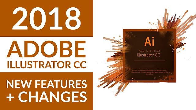 Adobe Illustrator CC 2018 Full Version
