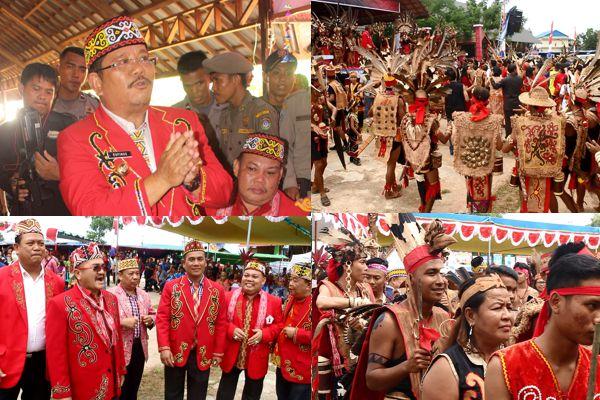 Lestarikan Adat dan Budaya ditengah Keragaman guna Mempererat Persatuan dan Kesatuan NKRI
