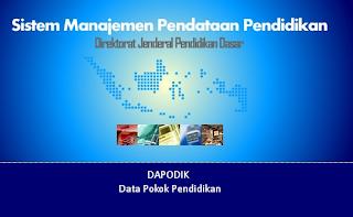 Tanggung Jawab Operator Dan Guru Dalam Perbaikan Data Dapodik