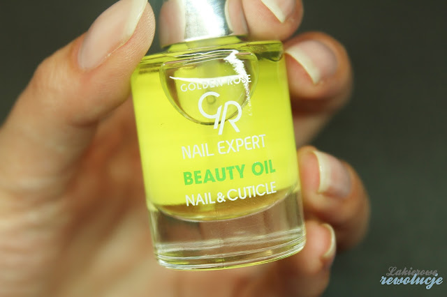 Golden Rose Beauty Oil Nail Cuticle