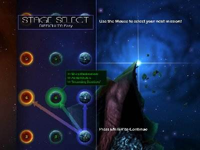 Aces of the Galaxy Screenshot 2, ComputerMastia