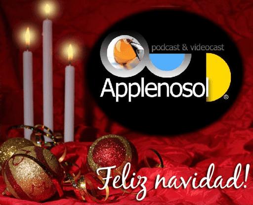 Applenosol C. Capítulo 100. ¡Feliz Navidad!