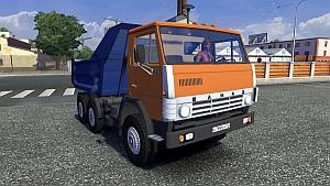 Kamaz 55111 mod