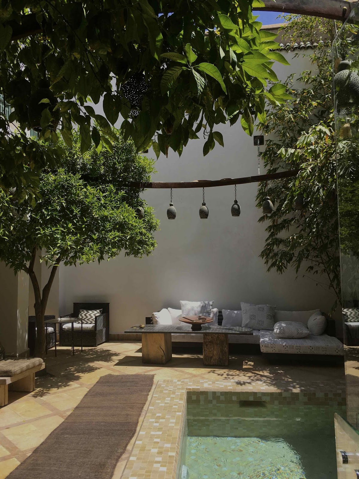 riad, luxury riad, riad Marrakech, hotel Marrakech, Ryad Dyor, Yvonne Verhulst, Ibiza