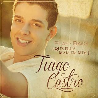 Baixar CD Que Flua Mais em Mim Tiago Castro Playback MP3 Gratis