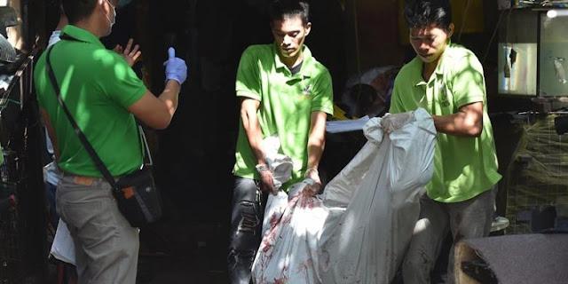 Video: Presiden Filipina Perintahkan Tembak Di tempat Pengguna & Pengedar Narkoba 500.000 Orang Menyerahkan Diri