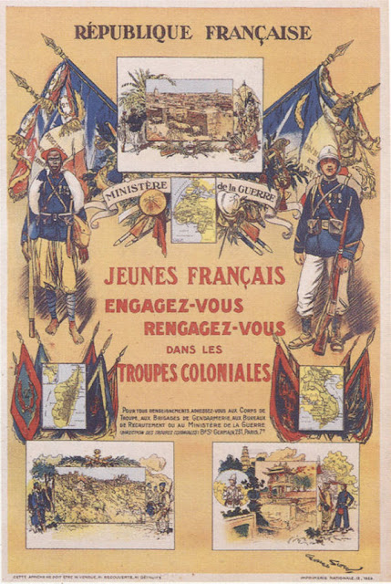 """Résultat de recherche d'images pour """"23ème régiment d'infanterie coloniale 1902"""""""