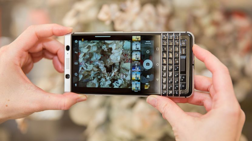 BlackBerry KEYone: Android Smartphone with Superior Security
