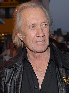 David Carradine tewas akibat auto erotic asphyciation