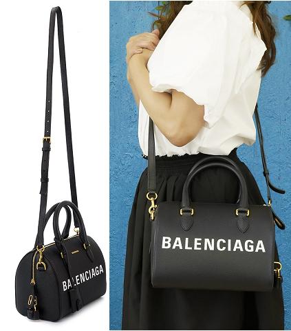 Túi xách nữ Balenciaga 518872 00T0M 2WAY 1000 NOIR