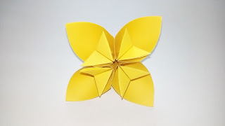 Easy paper origami easy origami kusudama flower how to make a easy origami kusudama flower how to make a kusudama paper flower easy paper origami mightylinksfo
