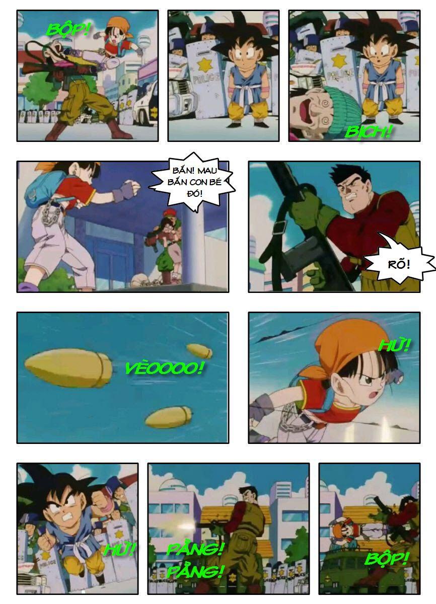 Dragon Ball GT chap 3 - Trang 11