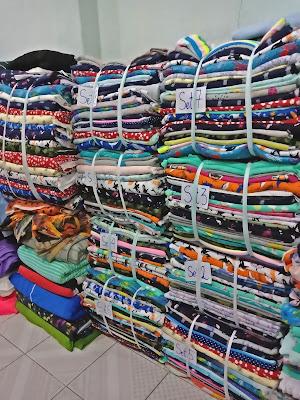 Vải Cotton 2 chiều có mấy loại, giá bao nhiêu