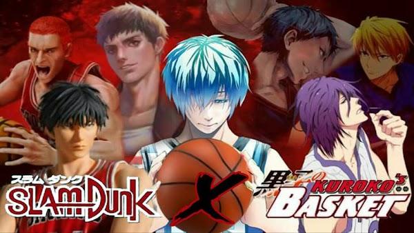 Slamdunk X Kuroko No Basuke v1.2 APK + OBB [Offline Full]