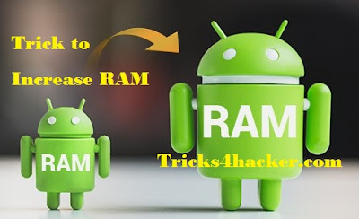 Trick To Increase RAM In Android Mobile Using SD Card ~ TRICKS FOR HACKER