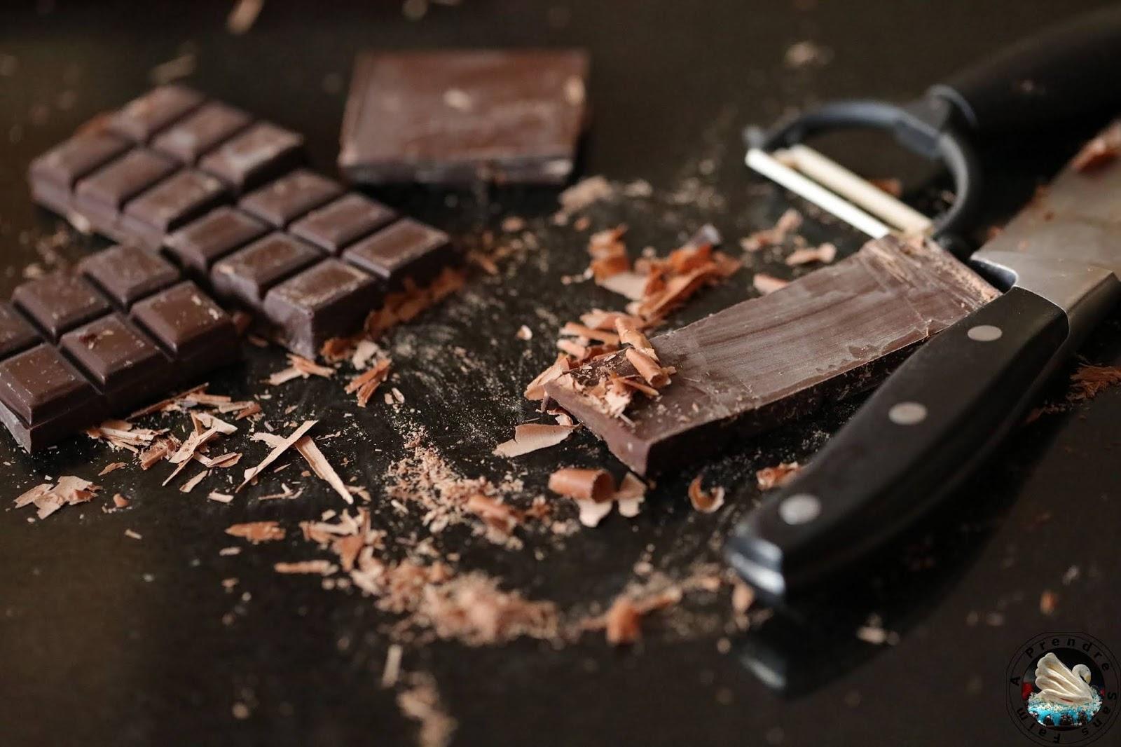 Charlotte au chocolat de Paul Bocuse