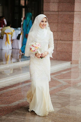 wedding hijab malaysia wedding hijab masa kini wedding hijab menutup dada wedding hijab modern 2015 wedding hijab step by step