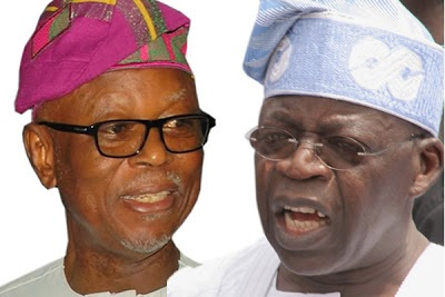 Oyegun releases formal statement, says Tinubu's allegations are reckless
