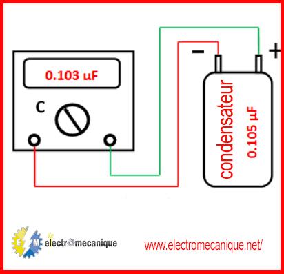 comment tester un condensateur pdf
