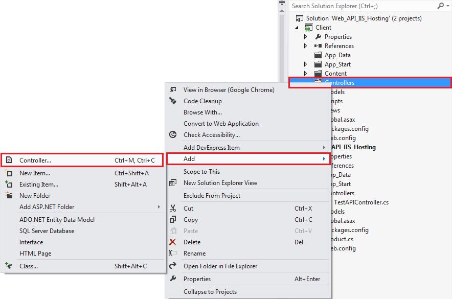 Coder 007: Web API IIS Hosting Using CORS With Angular JS