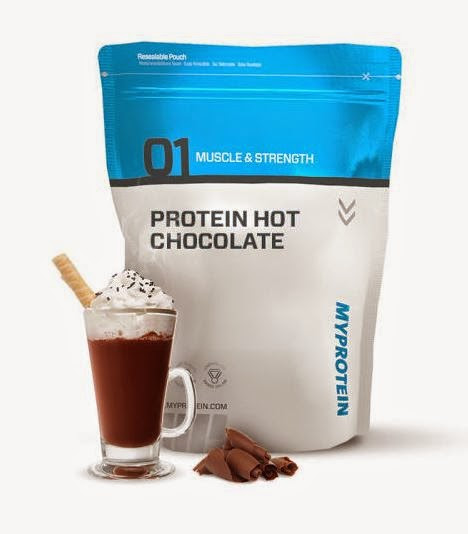 Protein hot chocolate treat!!