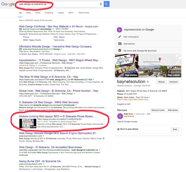 how to promote your youtube in google of your city