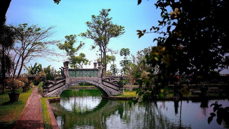 Tirta Gangga Bali Water Garden Palace