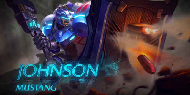 Johnson mobile legends