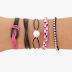 DIY 5 Leather Bracelets