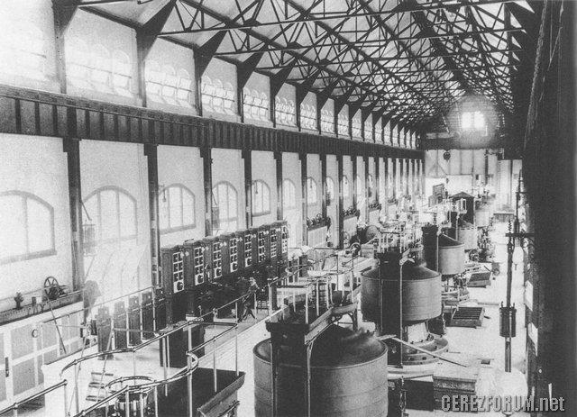 Tesla jeneratörler