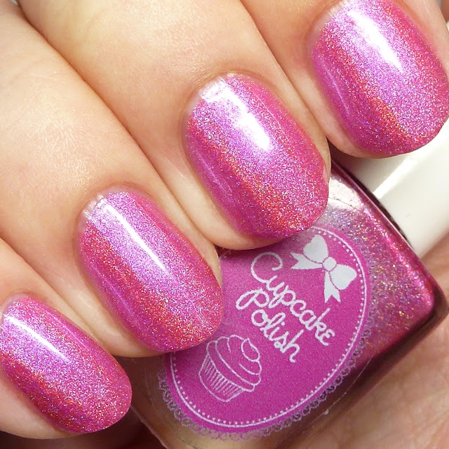 Cupcake Polish Barbie Girl