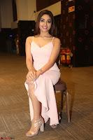 Aishwarya Devan in lovely Light Pink Sleeveless Gown 013.JPG