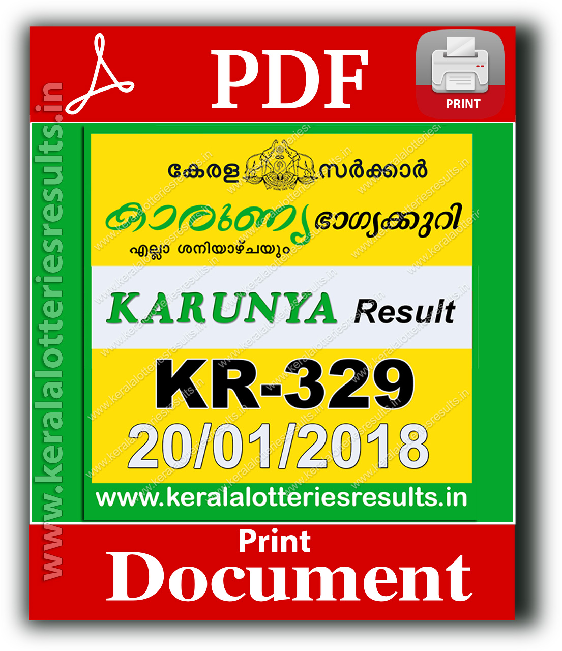 √ Kerala Lottery Chart Download 2018 | Thai Lotto RESULTS 1st