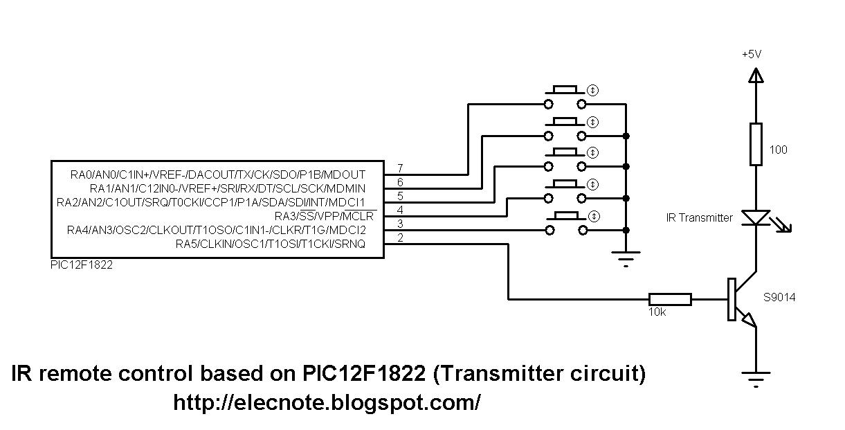 TinyIR2™ Learning IR Remote Control Receiver