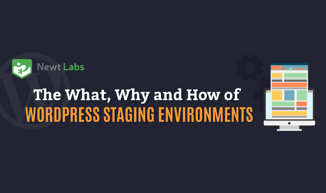 The What, Why and How of WordPress Staging Environments