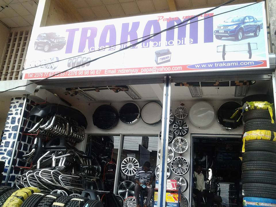 TRAKAMI: Where Automobile is a Style