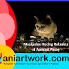 Edit Foto Kucing Menjadi Monster Raksasa Dengan Picsart