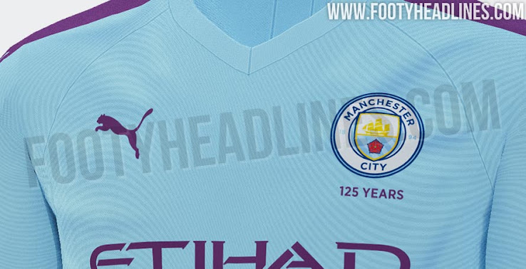 1a4e6c089 Manchester City 19-20 Home Kit Leaked - Update - Footy Headlines