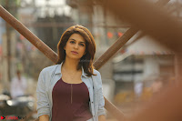 Shraddha Das in a Lovely Brown Top and Denim jeans ~ Exclusive Unseen Beauty HD Pics 013.JPG