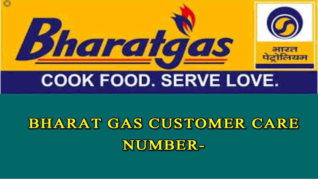 Bharat gas customer care number-For Online Booking and