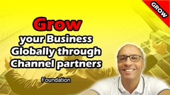 Grow your business Globally through channel partners