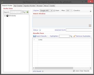 Download Grenox Sqli Exploit Scanner - kingseven