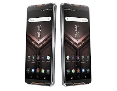 Harga Dan Spesifikasi Terlengkap Dari Hp Asus ROG Phone Gaming Terbaru 2018