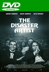 The Disaster Artist (2017) DVDRip Español Castellano AC3 5.1