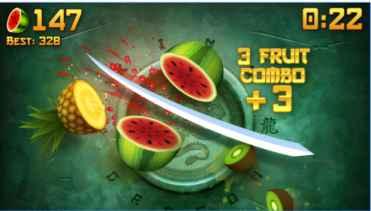 Fruit Ninja Premium Mod Apk
