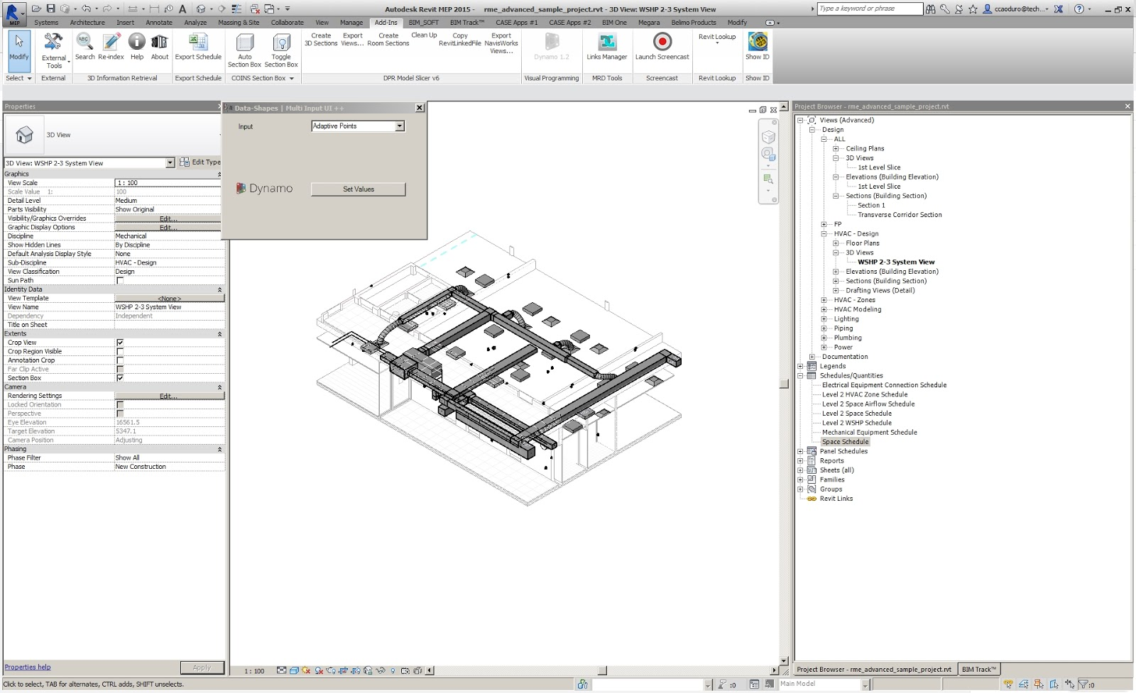Revit Add Ons Exporting Schedules To Excel With Dynamo
