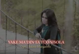 Kord Lagu Salma Margareth Yake Ma'din Ta Tuo Sisola