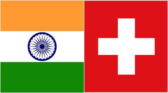 भारत और स्विट्जरलैंड संबंध