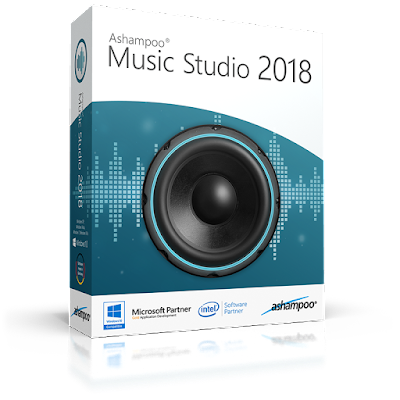 Ashampoo Music Studio 2018 Full Version